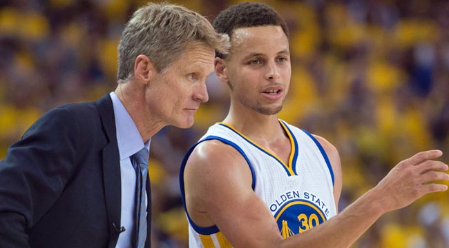 Harper: Curry, Warriors have upper hand