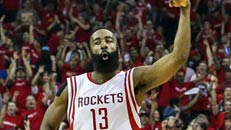 Rockets take Game 1