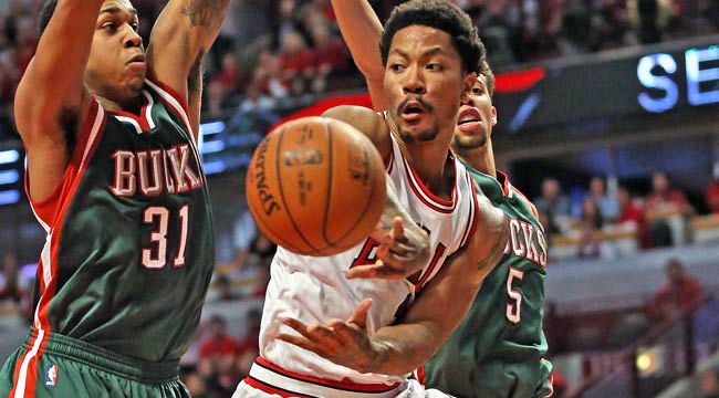 Moore: For one night, vintage D-Rose returns