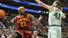 Game 1: Celts-Cavs, 3 ET
