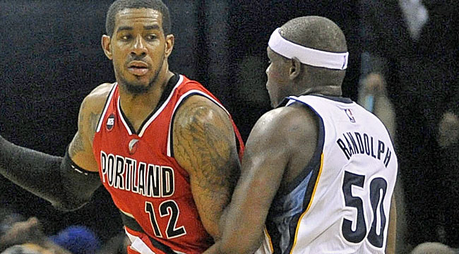 8 ET: Blazers look to pull off upset of Grizzlies
