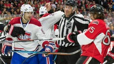 Live: Habs-Senators, Game 3