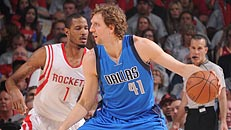 Live: Mavericks-Rockets