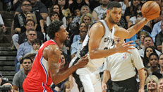 LIVE: Clippers-Spurs