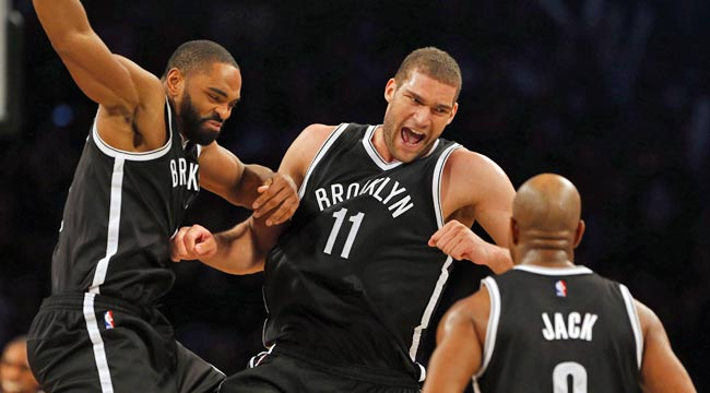 Harper: Nets shut down Hawks' vaunted offense