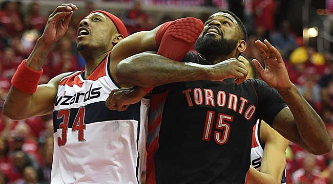 6:30 ET: Can Wizards finish sweep of Raptors?