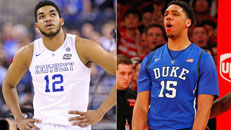 NBA Draft: Early entries
