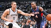 Brook Lopez, Paul Millsap 1h 650 (Getty Images)