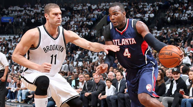LIVE: Hawks in battle with Nets in Game 4