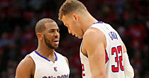 Chris Paul, Blake Griffin (Getty Images)