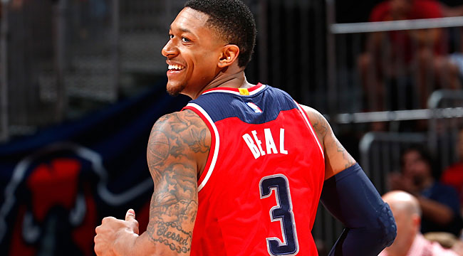 Wizards pull out Game 1 victory over Hawks