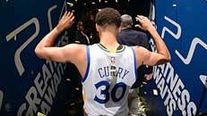 Curry nabs MVP