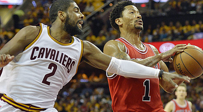 Harper: Bulls ride vintage Rose to take Game 1
