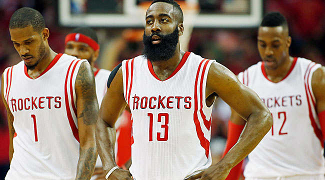 Harper: Harden doesn't play like MVP vs. Clips