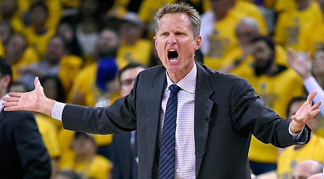 Sloppy Warriors lose home-court advantage