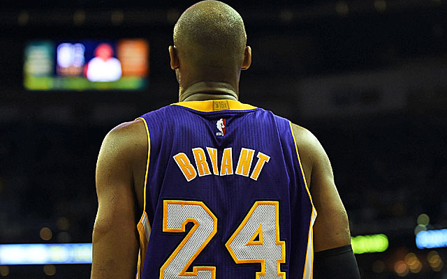 Kobe Bryant might be ready to walk away aftrer next year.  (Getty Images)