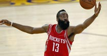 James Harden (USATSI)