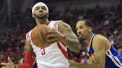 Josh Smith; Shaun Livingston 2h 650 (USATSI)