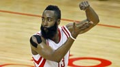 James Harden 3 stirs it up 650 (Getty Images)