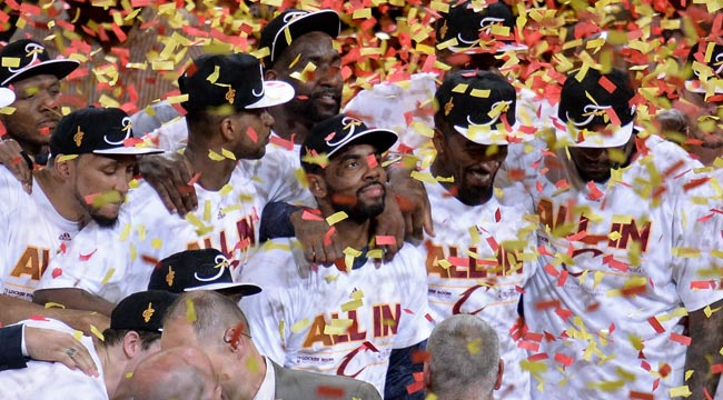 Moore: Five takeaways on Cavs winning the East