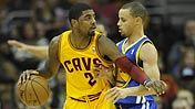Kyrie Irving; Stephen Curry 2013 Dec 29 ... 650 (USATSI)