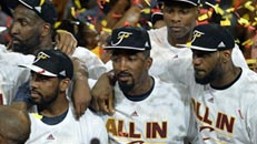 Cavaliers reach NBA Finals