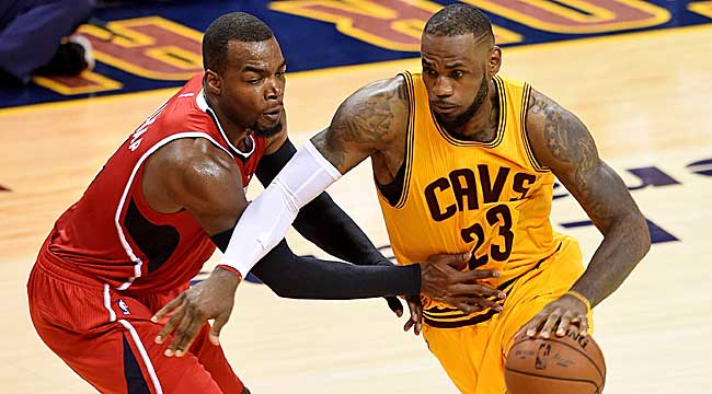 Moore: LeBron, Cavaliers have 'unfinished business'