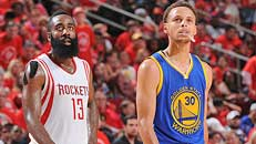 Game 5: Rockets-Warriors, 9 ET