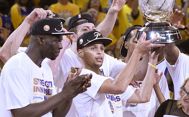 Stephen Curry joins LeBron James as sons of Akron in NBA ...