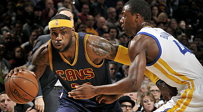 NBA Finals: CLE-GS matchups