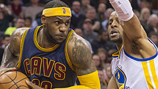 NBA Finals: Slowing down LBJ