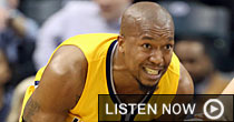David West (USATSI)