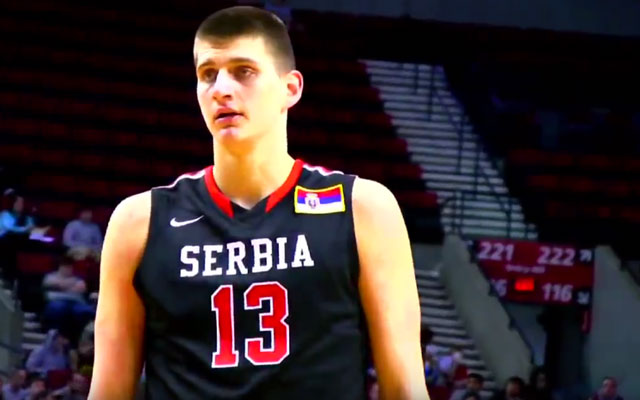 nuggets mendapatkan pemain serbia