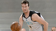 Hornets all in on Kaminsky