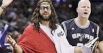 Spurs Jesus (AP)