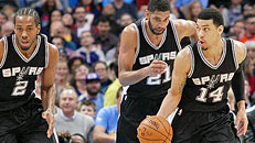 Berger: Spurs' run won't stop