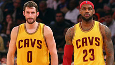 Cavs closer to a title?