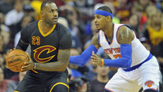Live: Knicks-Cavaliers