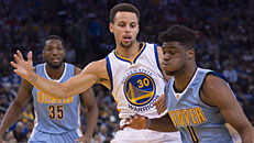 Live: Nuggets-Warriors