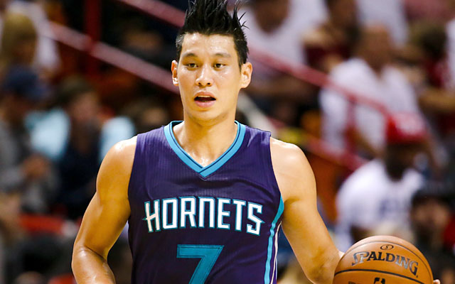 Jeremy Lin enjoying consistent role in his new home with Charlotte ... 3329fbe86