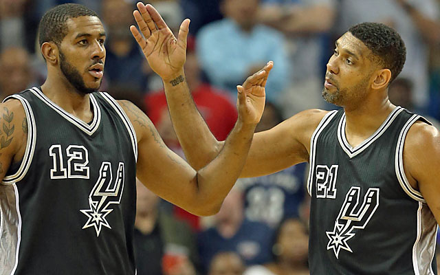 The Spurs have benefited from a balanced schedule early on in the season. (USATSI)
