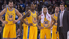 Live: Lakers-Warriors