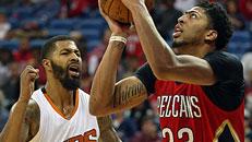 Live: Pelicans-Suns