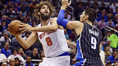 Live: Knicks-Magic