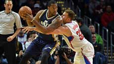Live: Jazz-Clippers