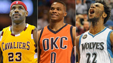 NBA's clutch performers