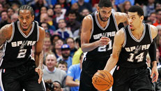 Moore: Spurs adapt yet again