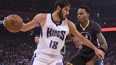 Live: Kings-Warriors