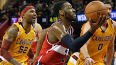 Live: Wizards-Cavs