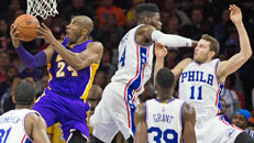 Berger: Kobe feted in Philly